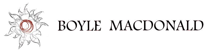 Boyle MacDonald Wines Logo